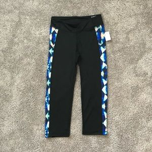 NWT Love Love Dream Athletic Capri Pants